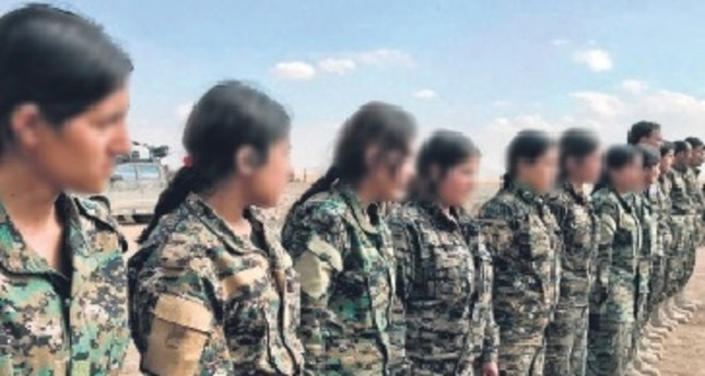 Child recruitment top strategy of YPG terrorists in northern Syria
