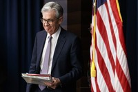 Fed holds rates steady, foresees no hikes in 2020