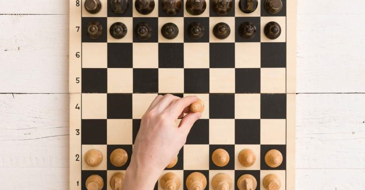 Playing chess is a good exercise that stimulates the brain. (iStock Photo)