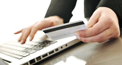 pThe total value of online credit card payments in Turkey rose by 46 percent annually to 8.5 billion Turkish liras ($2.4 billion) in May, the country's Interbank Card Center (BKM) announced...