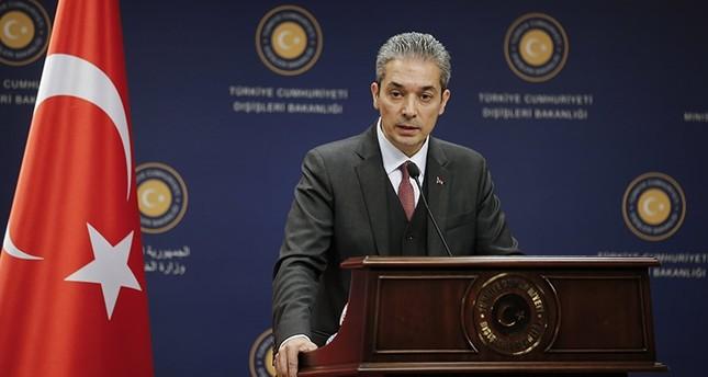 تركيا: الوثيقة الأممية حول حالة الطوارئ مرفوضة وتتطابق مع دعاية الإرهابيين
