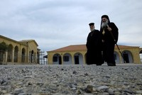 Restored Cyprus monastery stands as 'symbol of unity' with reunification closer than ever