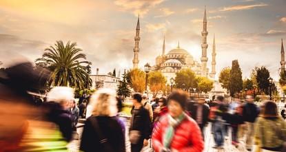 Türkei: Zahl der Touristen im April um 24% gestiegen