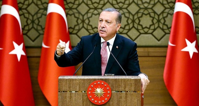 أردوغان: اجتثاث جذور منظمة غولن الإرهابية يعد دينا في أعناقنا