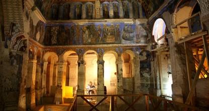 Experts restore Cappadocia's millenial Tokalı Church
