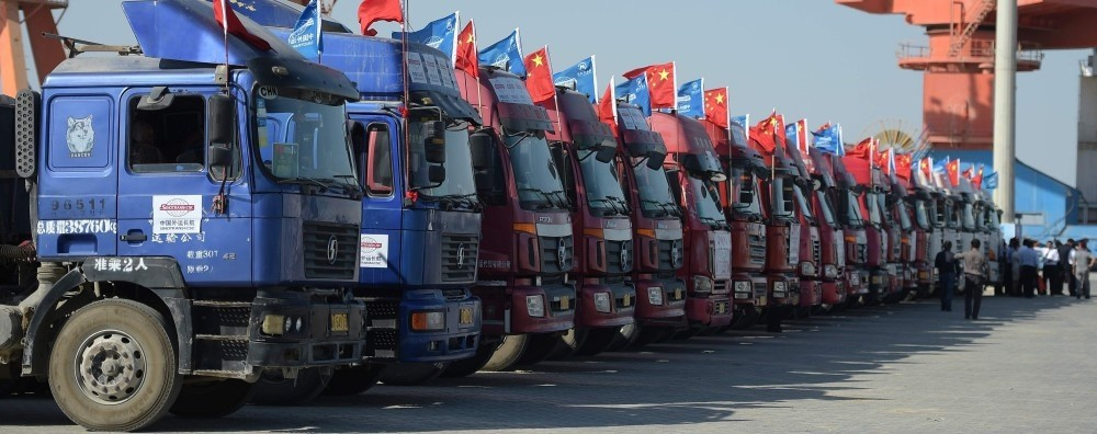 Transport, Maritime and Communication Minister Ahmet Arslan announced that Turkey is carrying out talks to initiate a caravan project to carry freight from China to Turkey and Europe on the Silk Road.