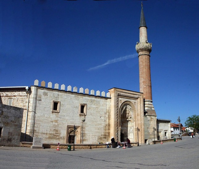 seljuk mosques display turkish islamic design elements daily sabah