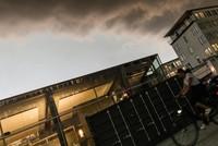 Explosive Mischung am Himmel: In Hamburg hat es einen Tornado gegeben. Der Deutsche Wetterdienst (DWD) berichtete, Meteorologen der Luftfahrtberatung hätten den typischen «Luftschlauch»...