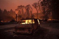 Death toll rises to 42 in California's deadliest fire ever