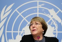 US sanctions may worsen Venezuela crisis, UN rights chief says