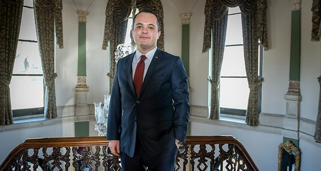 ISPAT President Arda Ermut