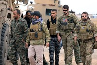 YPG's US weapons a key problem in already complicated withdrawal plan