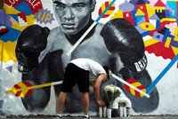 New York City renames street after Muhammad Ali