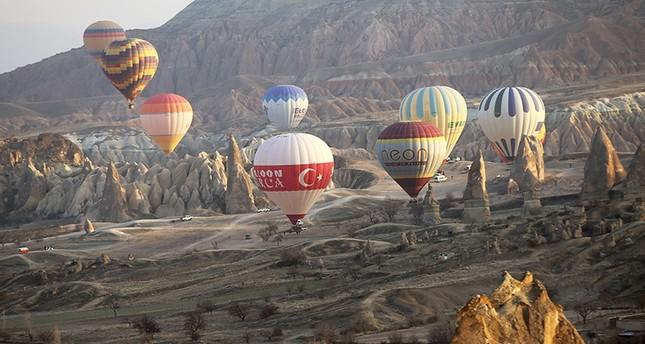 تركيا تفوز باستضافة ألعاب الهواء الدولية لعام 2020