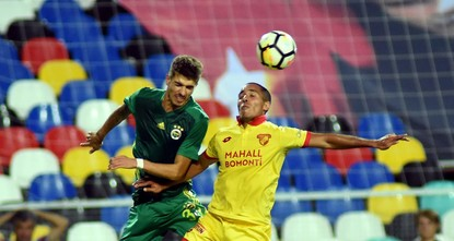 pTop flight football returned to Turkey Friday as last season's runners-up Başakşehir beat Bursaspor 1-0 in Istanbul and showed they don't plan on being a one-season wonder. Fenerbahçe on the other...