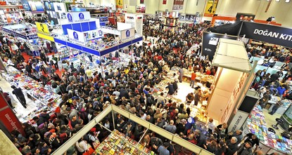 The 11th Ankara Book Fair, organized with the support of Turkey's Ministry of National Education, the Writers' Union of Eurasia, Turkey's Small and Medium Industry Development Organization (KOSGEB)...