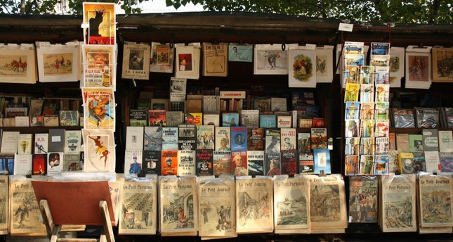 Sahaf culture: Second-hand bookstores in Istanbul