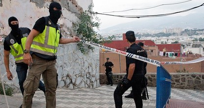 pSecurity forces in Spain and nearby Morocco have broken up an alleged Daesh-linked extremist cell whose six members were actively training and planning to conduct large-scale attacks, authorities...