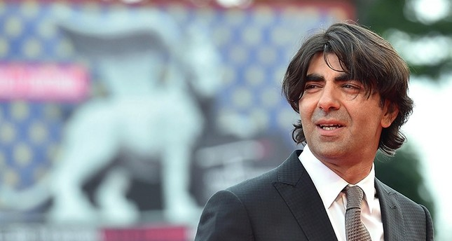 Turkish-German director Fatih Akın arrives for the premiere of 'The Cut' during the 71st annual Venice International Film Festival, in Venice, Italy, 31 August 2014. (EPA Photo)
