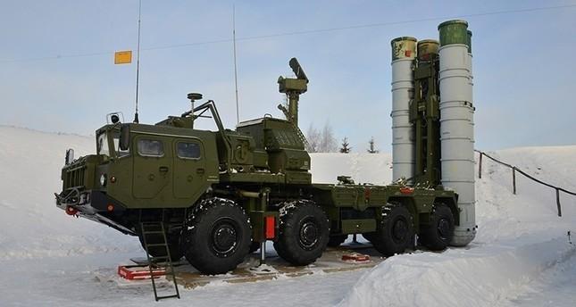 أرشيفية- منظومة الدفاع الصاروخي اس 300