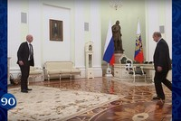 Putin shows off footballing skills in FIFA commercial