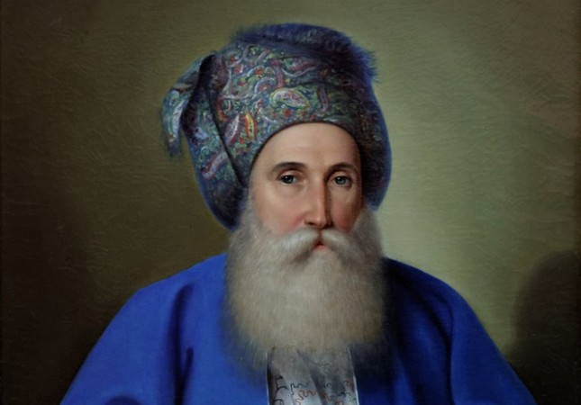 Grigorie Brancoveanu (1764 – 1832), the voivode of Moldova