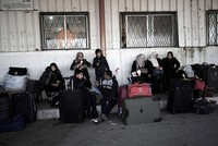 Egyptian authorities on Saturday exceptionally opened the Rafah border crossing with Israel-blockaded Gaza Strip for three days.