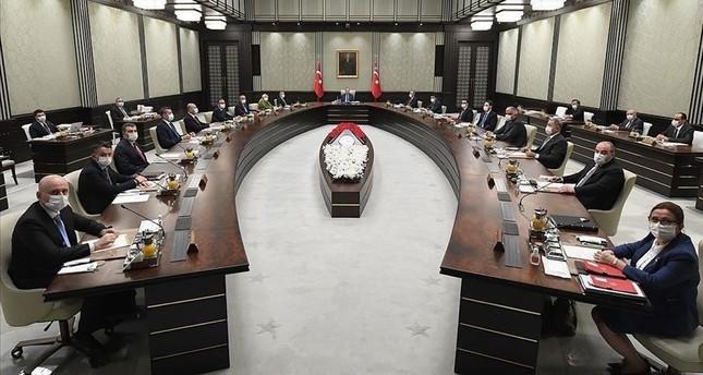 اجتماع للرئاسة التركية يبحث ملفات ليبيا ومكافحة الإرهاب