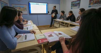 Turkish lessons popular among Georgian teens