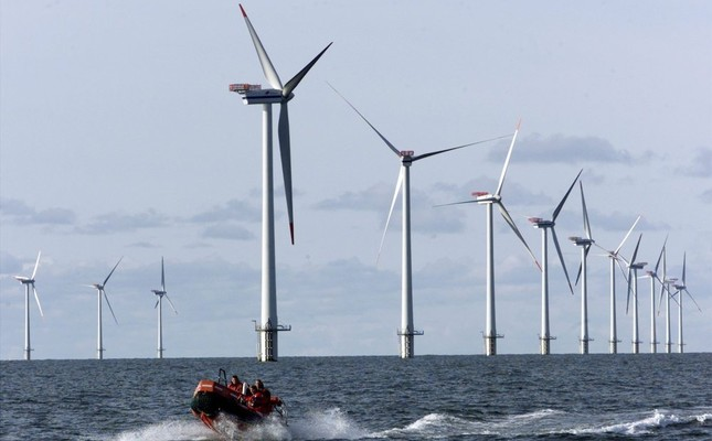 Offshore wind turbines would reduce Turkey's energy dependence