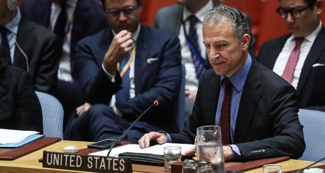 جوناثان كوهن مندوب الولايات المتحدة في مجلس الأمن