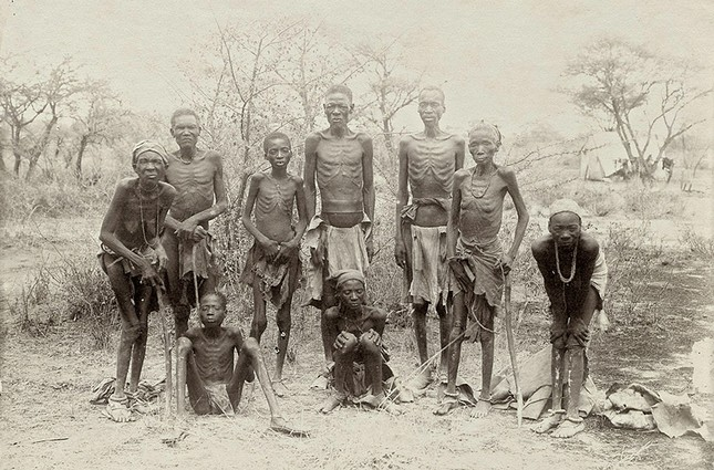 Germany sued over Namibia genocide during colonial rule