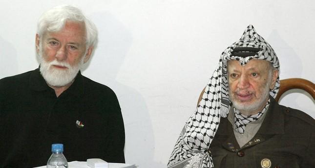 Israeli peace advocate Uri Avnery dies at 94