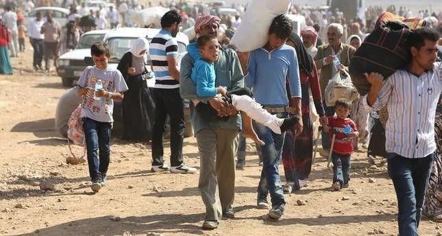 PYD-Terror in Syrien: Kurden auf der Flucht