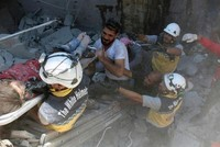 Syrien: 15 Zivilisten bei Regime-Angriffen getötet