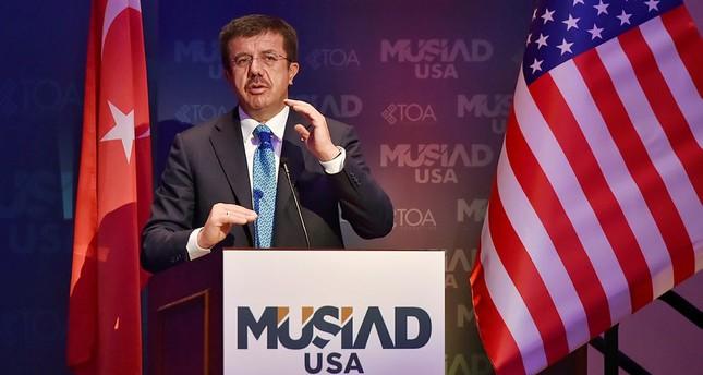 وزير الاقتصاد التركي: نمونا الاقتصادي تجاوز نسبة 5% بفضل التدابير الحكومية
