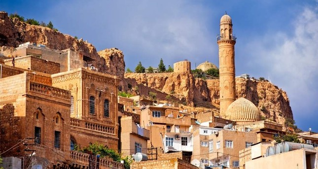 General view of the old town of Mardin in Turkey's Diyarbakır. iStock