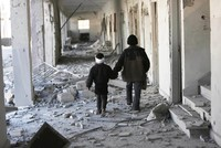 Syria world's most dangerous place for health care workers, WHO says