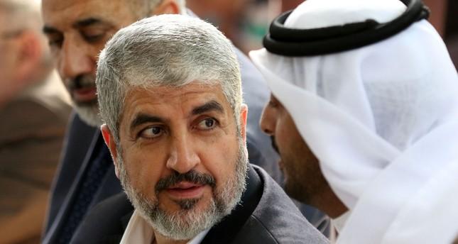 Hamas chief Meshaal says to step down next year - Daily Sabah