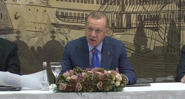 أردوغان: حررنا 109 كم حتى الآن ونرفض أي وساطة مع الإرهابيين