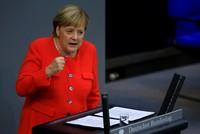 Merkel kritisiert SPD-Nein zu Syrien-Einsatz scharf