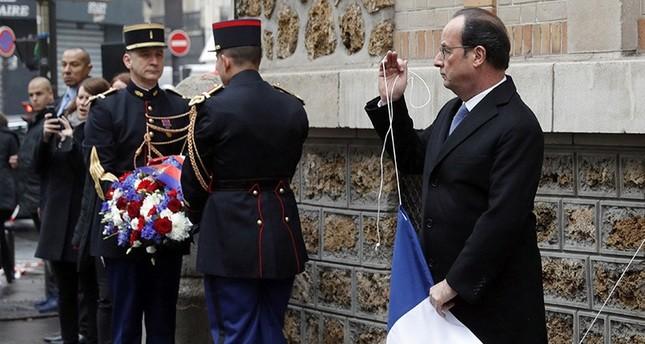 فرنسا تحيي الذكرى الأولى لهجمات داعش التي أوقعت مئات القتلى والجرحى