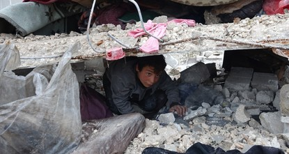 مقتل 7 مدنيين في قصف روسي في ريف حلب الغربي