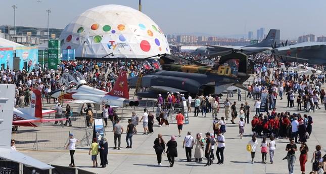 استمرار فعاليات مهرجان تكنوفيست إسطنبول لليوم الثالث