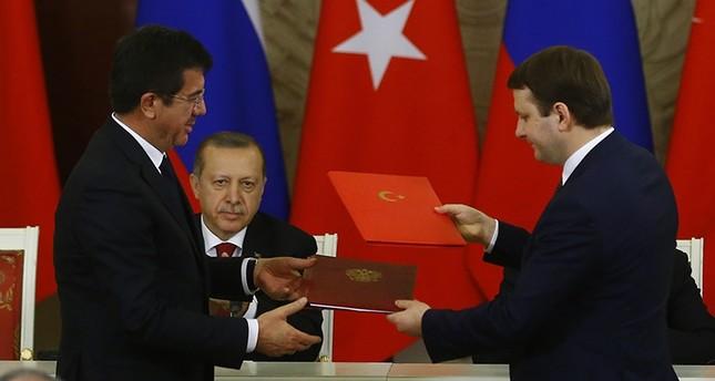روسيا وتركيا تؤسسان صندوق استثمار بقيمة تصل إلى مليار دولار