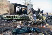 هل تعرضت الطائرة الأوكرانية المنكوبة لعمل إرهابي؟