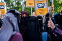 Denmark mulls adding jail terms to face veil ban