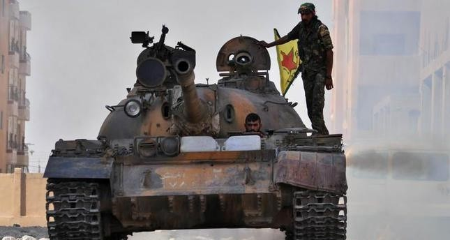 Archives, testimonies confirm PYD/YPG's organic link with PKK terror organization