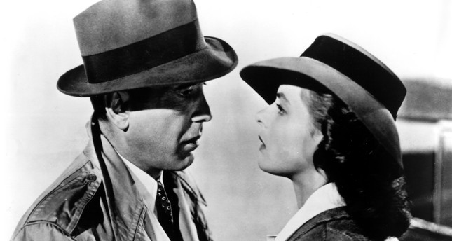 """Casablanca"" will be shown at Beykoz Kundura on Feb. 15 and Feb. 17."