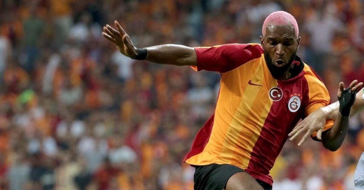Ryan Babel of Galatasaray
